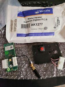 Whale Water Heater Expanse Zigbee PCB Control Board AK1277 WHS037 Caravan PCB