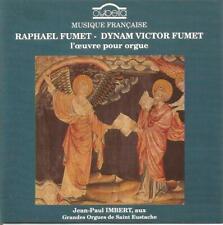 Orgel - W.v. Raphael Fumet + Dynam Victor Fumet / Saint-Eustache,Paris