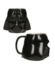 STAR WARS GUERRE STELLARI TAZZA MUG CUP DARTH VADER HELMET ELMO CERAMIC CASCO 2