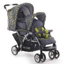 Chic 4 Baby - Geschwisterwagen Duo Lemontree