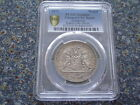 German States Hannover City Shooting 1 Silver Thaler 1872 PCGS AU