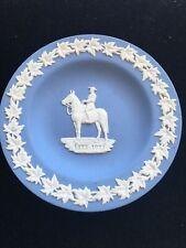 Wedgdewood Royal Canadian Mounted Police 1873-1973 100Th Anniversary Jasperware
