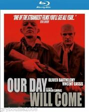 """BLU-RAY """" OUR DAY WILL COME"""" (NOTRE JOUR VIENDRA) NEUF SOUS BLISTER"""