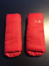 Quinny Buzz Sub Seat Strap Pads In Red