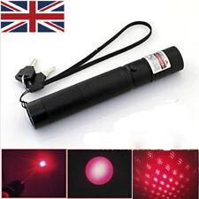 Red Pointer Laser Pen Lazer Beam Adjustable Focus 532nm