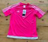 Adidas Youth Medium Neon Pink Estro 15 Jersey Top (retail $20)
