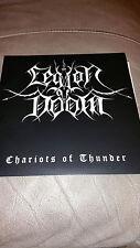 """Legion of Doom Chariots of Thunder VINYL 7"""" EP"""