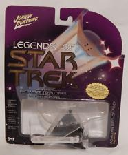 Johnny Lightning Legends of Star Trek Romulan Bird of Prey Cloak Series 3