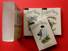 MARY POPPINS BOXED SET - P. L. TRAVERS MARY POPPINS COMES BACK & OPENS THE DOOR