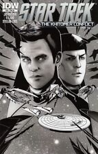 STAR TREK (ONGOING) #26 MIKE JOHNSON 1:10 COVER (IDW COMICS)