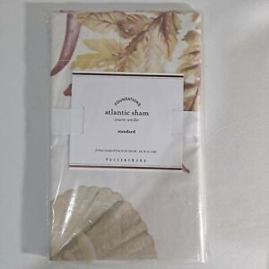 Pottery Barn Atlantic Sham Standard Accent Pillow Cover New