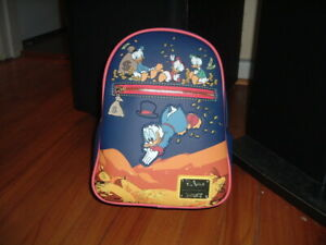 LOUNGEFLY DISNEY DUCKTALES MINI BACKPACK~ WITH TAGS~ BRAND NEW~