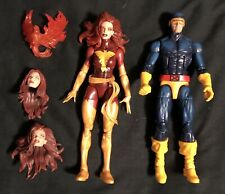Hasbro Marvel Legends Dark Phoenix and Cyclops Open TRU Exclusive