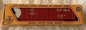 MEHANO Box Car - CP Rail