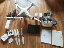 DJI Phantom 3 Standard RTF Quadrokopter Weiß mit Tragekoffer mit einlage Drohne