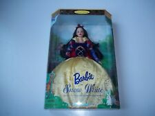 Collector Edition Barbie As Snow White Collectible Barbie Doll by Mattel