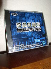 Backstreet Boys for the Fans: Featuring Live Concerts CD2 (CD,2000,Jive)