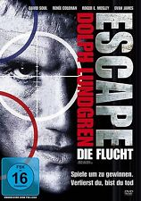 DVD *  ESCAPE - DIE FLUCHT - REMASTERED - Dolph Lundgren  # NEU OVP %