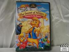 The Secret of NIMH 2: Timmy to the Rescue (DVD, 2001...