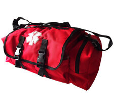 Empty first aid sports bag / holdall / base camp bag