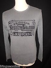T.shirt SCOTCH & SODA  Taille S Gris  à  -65%*