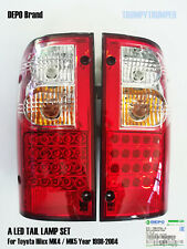 GENUINE DEPO LED TAIL LIGHT REAR LAMP FOR TOYOTA HILUX MK4 MK5 TIGER D4D 98-04
