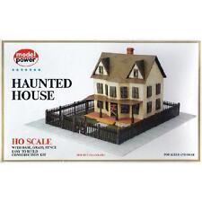 Model Power  HO  HAUNTED HOUSE Kit   MPC486-W