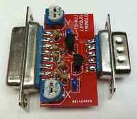 IBM 15pin to Apple II 9pin Joystick Adapter ASSEMBLED IIe IIgs