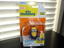 THINKWAY TOYS MINIONS MOVIE EXCLUSIVE GONE BATTY MINION 2'' POSEABLE FIGURE