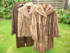 Vintage Fur Job Lot - 3 Fur Coats