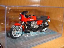 MOTO GUZZI LE MANS RED 1/24 1978 WITH BOX! RARE