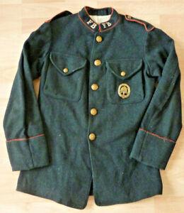 Uniformjacke, Uniformrock königlich Britischen Feuerwehr   (Art.5073)