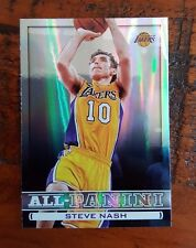 2013-14 Panini ALL-PANINI #27 Steve Nash - Suns Lakers INSERT
