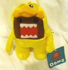"Domo Kun in Chick Costume 10"" Plush Stuffed Toy-Domo Kun-Domo Kun Plush-New!"