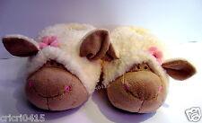 Pantofole Nici - Pecora Jolly Rosa -38/41 in morbido peluche
