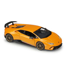 Bburago 1:24 Lambo Huracan Performante orange Diecast Model Car