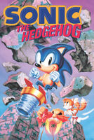 SONIC THE HEDGEHOG - VIDEO GAME POSTER 24x36 - 53101