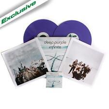 Deep Purple Infinite PURPLE VINYL ltd to 1000 SEALED !SOLD OUT! Gillan