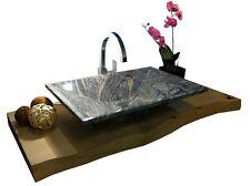 Aufsatzwaschbecken aus Granit für das Badezimmer | eBay | {Waschtisch selber bauen granit 87}