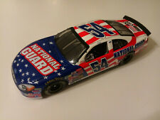 ACTION 2003 TODD BODINE # 54 FORD TAURUS NASCAR NATIONAL GUARD 1;24