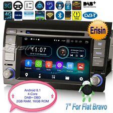 Android 9.0 Navigatore Fiat Autoradio Bravo DVD GPS Wifi DAB+OBD DTV BT 4G 3971I