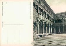 FERRARA - CASA DI BIAGIO ROSSETTI - CORTILE D'ONORE       (rif.fg.4568)
