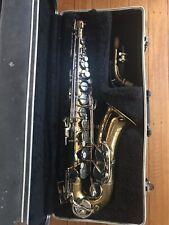 Bundy Selmer II Alto Sax Saxophone Plus Case Mouthpiece