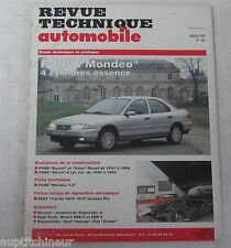 Revue technique automobile RTA 560 1994 Ford mondeo 4 cylindres essence