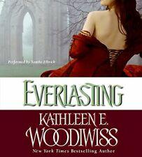 Everlasting Audiobook by Kathleen E. Woodiwiss (2007, CD, Abridged) NEW