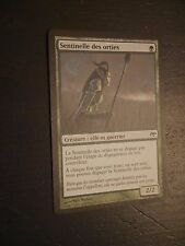 MTG MAGIC EVENTIDE NETTLE SENTINEL (FRENCH SENTINELLE DES ORTIES) NM