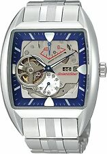 Rare Orient Star Retro-Future Sports Car Design Watch WZ0081FH Blue