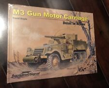 Squadron Signal Publications M3 Gun Motor Carriage in Action Book No. 79002