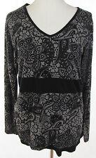 Geblümte knielange Langarm Damenkleider im Tuniken-Stil