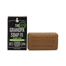 Grandpa's Soap Company Wonder Pine Tar Soap 4.25 oz